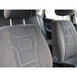 Honda City IV (2002-2008) welurowe pokrowce