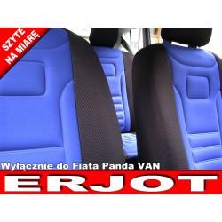 Przody LUX Classic Fiat Panda II (2003 - 2012) niebieski