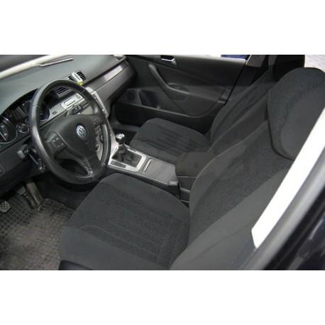 VW Passat B6(20005-2010) wzór SZUM grafit przód1