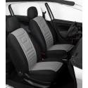 Przody LUX Classic uniwersalne pokrowce na fotele samochodowe