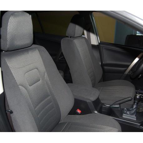 Toyota RAV4 KRESKA SZARA przody