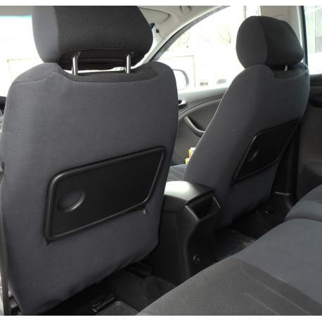 Seat Altea (2004-2006r) wzór LINZ grafit tył
