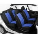 CLASSIC Style LUX niebieski uniwersalne pokrowce na fotele samochodowe