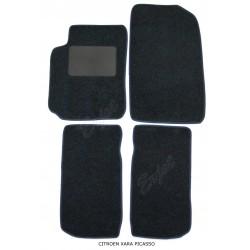 Citroen Xsara Picasso I (1998-2012) dywaniki samochodowe welur