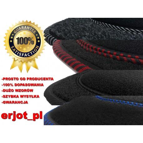 Skoda Octavia I (1996-2010) dywaniki samochodowe welur