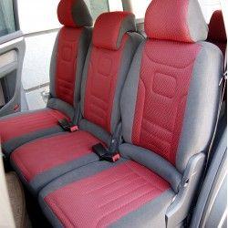 VW Touran I (2003-2006) welur pokrowce samochodowe