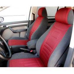 VW Touran II (2010-2015) welur pokrowce samochodowe