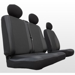 Bus Elegance 2+1 pokrowce na fotele samochodowe uniwersalne