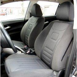 Toyota Auris I (2007 - 2012r) pokrowce samochodowe welur