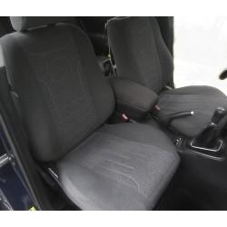Toyota Avensis II T25 (2003 - 2008r) pokrowce samochodowe welur