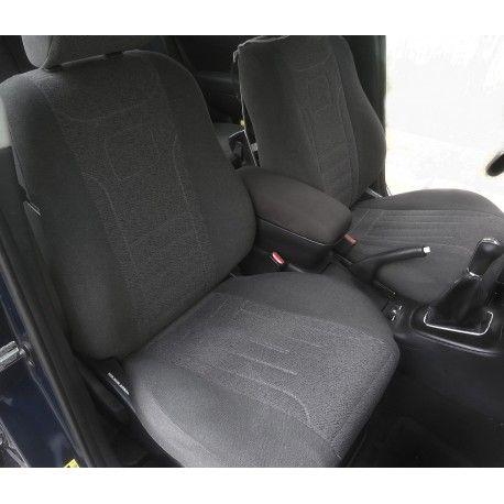 Toyota Avensis II Wzór SZUM grafit