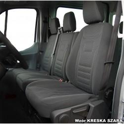 Iveco Daily IV (2006-2011) 2+1 pokrowce na fotele samochodowe