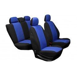 TRIBAL niebieski uniwersalne pokrowce na fotele samochodowe