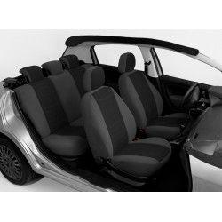 Dacia Lodgy 5msc (2012-dziś) welurowe pokrowce