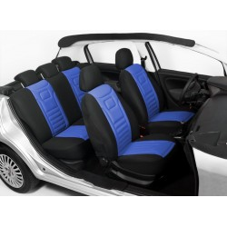 LUX Classic Fiat Seicento (1998 - 2010) pokrowce samochodowe