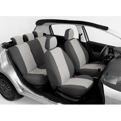 Fiat Punto Evo (2009-2012r) welurowe pokrowce