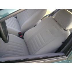 Ford Fiesta MK4 (1996-1999) welurowe pokrowce
