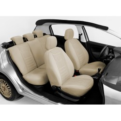 Ford Fiesta MK6 (2002-2008) welurowe pokrowce